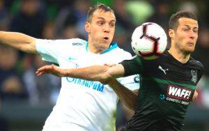 Краснодар - Сочи: прогноз на матч 27 июля 2019