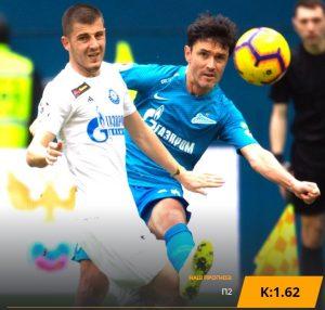 Оренбург - Зенит 28.07.2019 прогноз на футбол bkfaker_com__