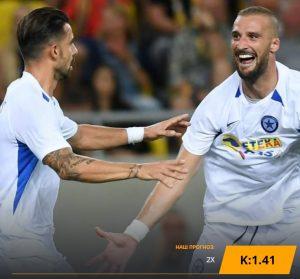 Атромитос - Легия: прогноз на матч 14 августа 2019