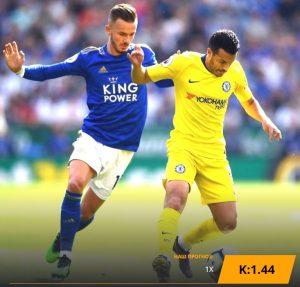 Челси - Лестер: прогноз на матч 18 августа 2019