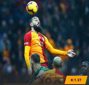 Галатасарай - Акхисарспор: прогноз на матч 07 августа 2019