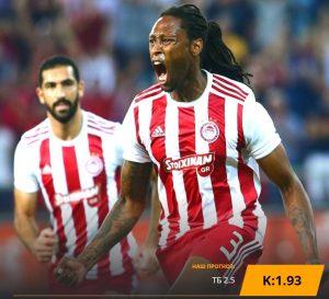 Краснодар - Олимпиакос: прогноз на матч 27 августа 2019