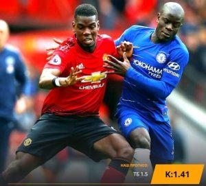 Манчестер Юнайтед - Челси: прогноз на матч 11 августа 2019