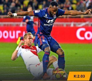 Монако - Лион: прогноз на матч 09 августа 2019