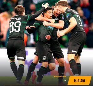 Олимпиакос - Краснодар: прогноз на матч 21 августа 2019