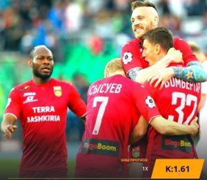 Сочи - Уфа прогноз на матч 04 августа 2019 bkfaker_com_