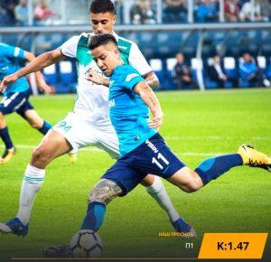 Зенит - Ахмат: прогноз на матч 17 августа 2019