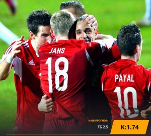 Люксембург - Сербия: бесплатный прогноз на матч 10.09.2019