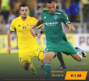 Ростов - Ахмат: бесплатный прогноз на матч 16.09.2019